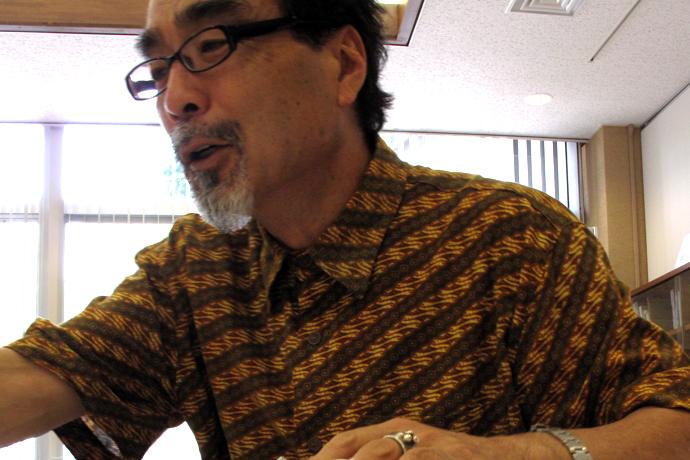 Professor Matsui Takeshi